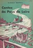 Clément Borgal et Bernard Ducourant - Contes des pays de Loire.