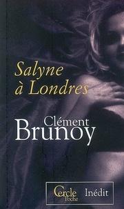 Clément Brunoy - Cercle Poche n°128 Salyne à Londres.