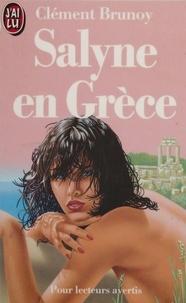 Clément Brunoy - Salyne en Grèce.
