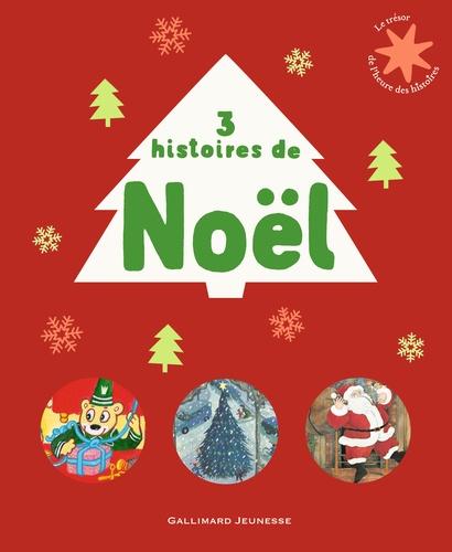 Clement-Clarke Moore et Emma Chichester Clark - 3 histoires de Noël.