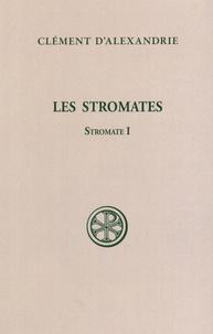 Accentsonline.fr Les Stromates - Stromate I, édition bilingue français-grec Image