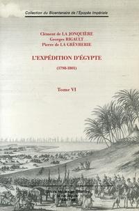 Birrascarampola.it L'expédition d'Egypte (1798-1801) - Tome 6 Image