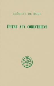 Clément de Rome - Épître aux Corinthiens.