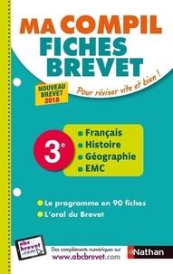 Clément Dirson et François Dirson - Français, histoire, géographie, EMC 3e.