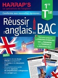 Clément Espitallier et Gildas Tilliette - Réussir l'anglais au BAC, 1re/Tle.