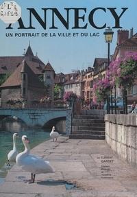Clément Gardet et Georges Delezaive - Annecy - Un portrait de la ville et du lac.