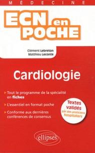 Clément Lebreton et Matthieu Leconte - Cardiologie.