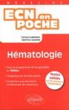 Clément Lebreton et Matthieu Leconte - Hématologie.