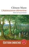 Clément Marot - Adolescence clémentine.