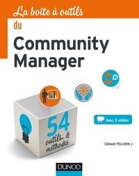 Clément Pellerin - La Boîte à outils du Community Manager.
