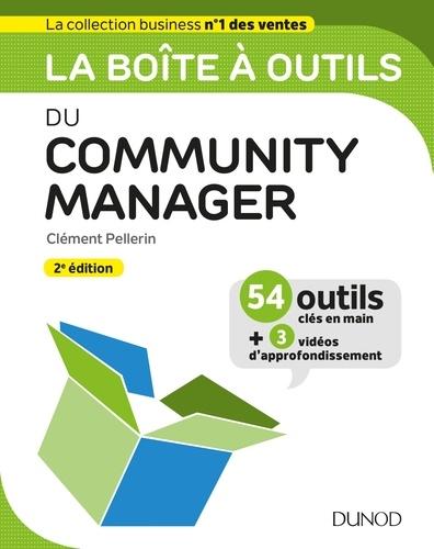 La boite à outils du Community manager 2e édition