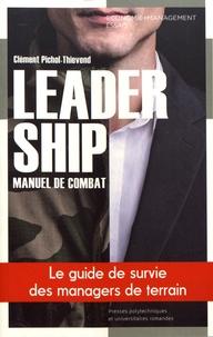 Clément Pichol-Thievend - Leadership - Manuel de combat.