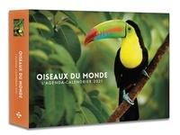 Clément Ronin et Gérard Schaller - L'agenda-calendrier oiseaux du monde.