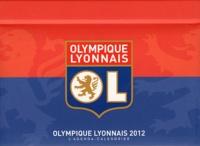 Clément Ronin - Olympique Lyonnais 2012 - L'agenda-calendrier.