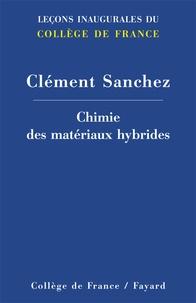 Deedr.fr Chimie des matériaux hybrides Image
