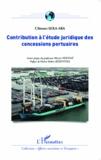 Clément Seka Aba - Contribution à l'étude juridique des concessions portuaires.