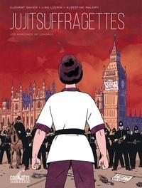 Clément Xavier et Lisa Lugrin - Jujitsuffragettes - Les Amazones de Londres.