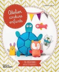 Clémentine Collinet - Atelier Couture Enfants.