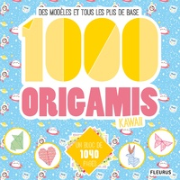 Clémentine Dérodit et Mayumi Jezewski - 1000 origamis kawaii.