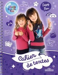 Clémentine Dérodit - Cahier de textes Studio Bubble Tea.