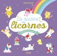 Je dessine des licornes- Plus de 80 dessins étape par étape - Clémentine Dérodit | Showmesound.org