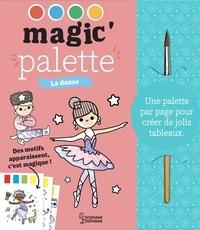 Clémentine Derodit - La danse - Avec 1 pinceau.