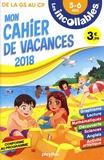 Clémentine Dérodit et  Did Chocolatine - Mon cahier de vacances de la Grande Section au CP 5-6 ans.