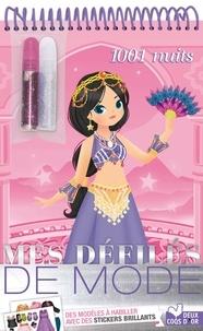 Clémentine Derodit - Princesses 1001 nuits.