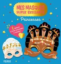 Téléchargements ebook gratuits pour kindle uk Princesses  - 8 masques et leurs accessoires à colorier ! par Clémentine Dérodit