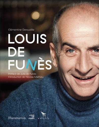 Clémentine Deroudille - Louis de Funès.