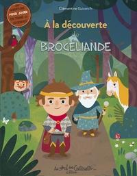 Clémentine Guivarc'h - A la découverte de Brocéliande.