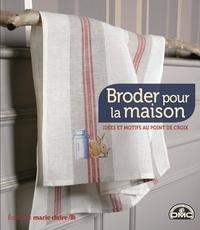 Clémentine Lubin - Broder pour la maison.