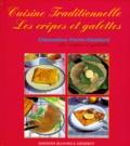 Clémentine Perrin-Chattard - Les crêpes et galettes.