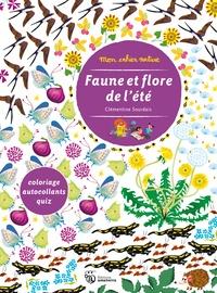 Clémentine Sourdais et André Guenole - Faune et flore de l'été.