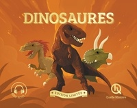 Clémentine V. Baron et Bruno Wennagel - Dinosaures.