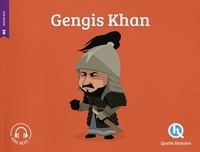 Gengis Khan - Clémentine V. Baron |