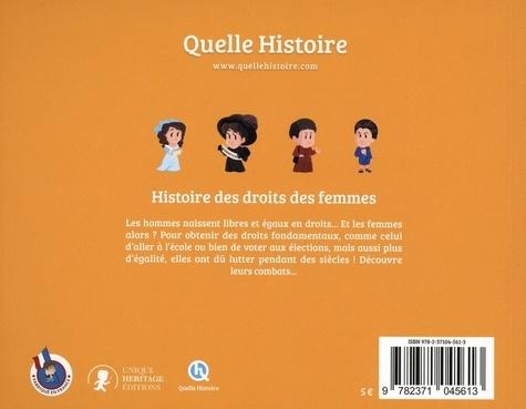 Histoire des droits des femmes. Le combat de toutes