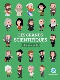 Clémentine V. Baron et Claire L'Hoër - Les grands scientifiques - Carnet.