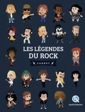 Clémentine V. Baron - Les légendes du rock.