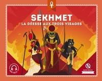 Sekhmet- La déesse aux trois visages (Audio inclus) - Clémentine V. Baron |