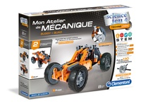 CLEMENTONI - dvf mon atelier de mécanique - buggy et quad