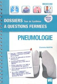 Clemmie Martin - Pneumologie.