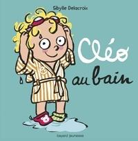 Sibylle Delacroix - Cléo au bain.