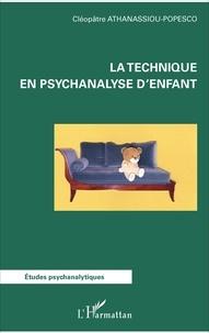 Goodtastepolice.fr La technique en psychanalyse d'enfant Image