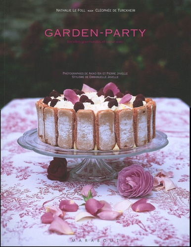 Cléophée de Turckheim et Nathalie Le Foll - Garden-Party.