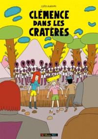 Cléry Dubourg - Clémence dans les cratères.