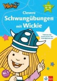 Clevere Schwungübungen mit Wickie - Vorschule 4 - 6 Jahre.
