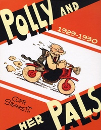 Cliff Sterrett - Polly and her Pals.