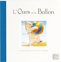 Cliff Wright - L'ours et le ballon.