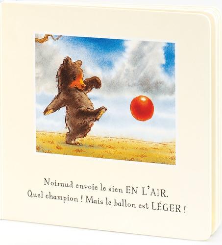 L'ours et le ballon
